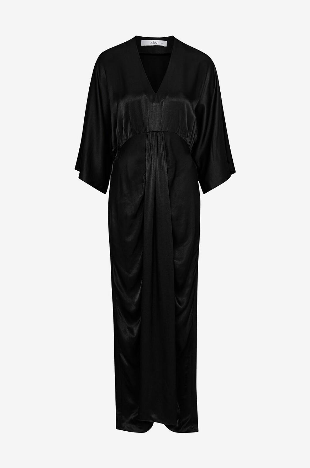 Svart festklänning till nyårsafton för dam till 2019