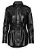 svart skinnskjorta för dam till 2019