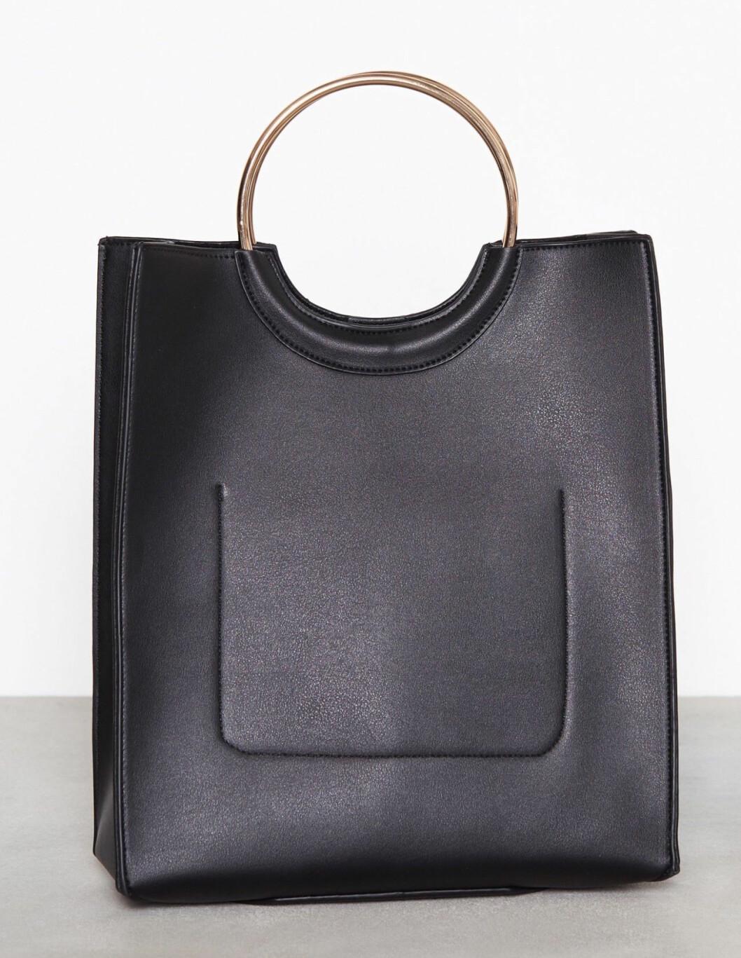 Väska svart höst