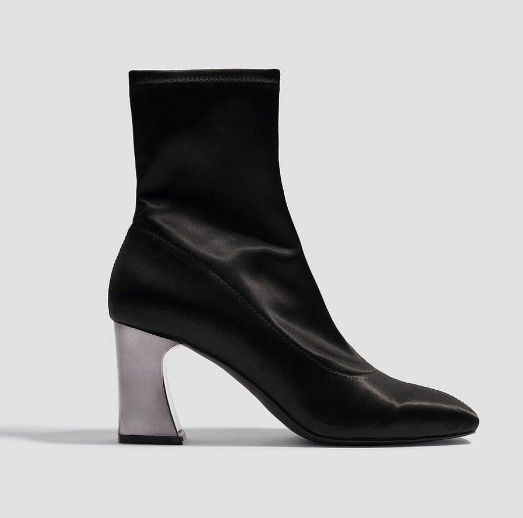 Svarta boots till hösten