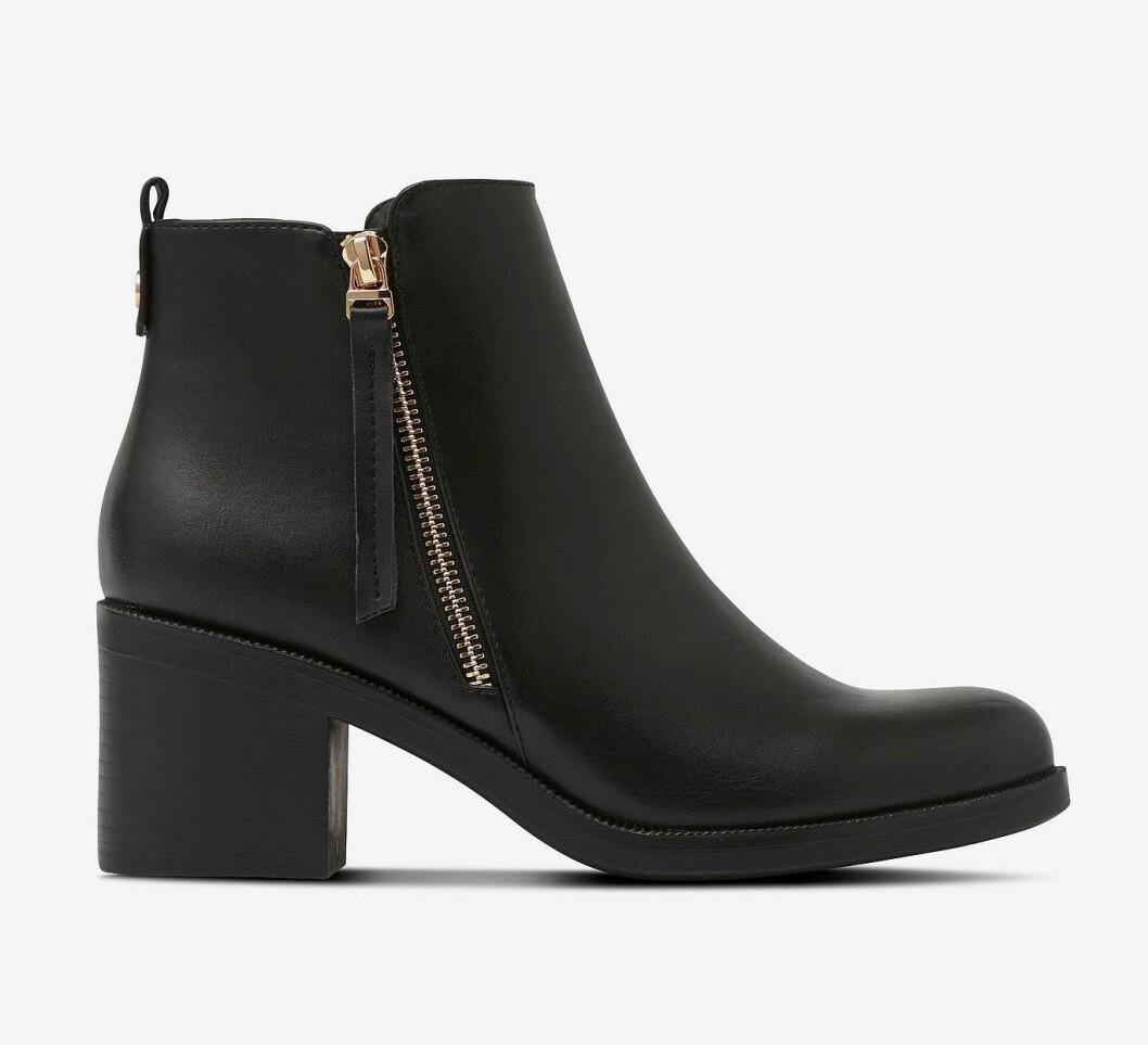 Svarta boots för dam till hösten 2019