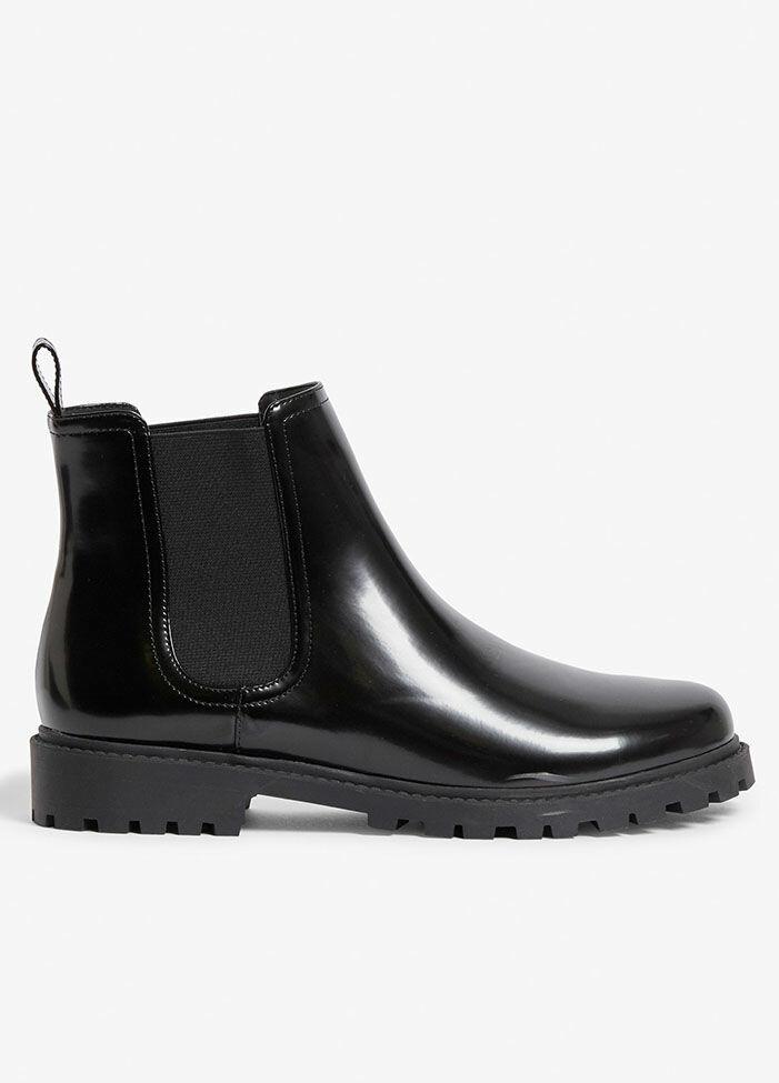 Svarta-boots-knytning-monki