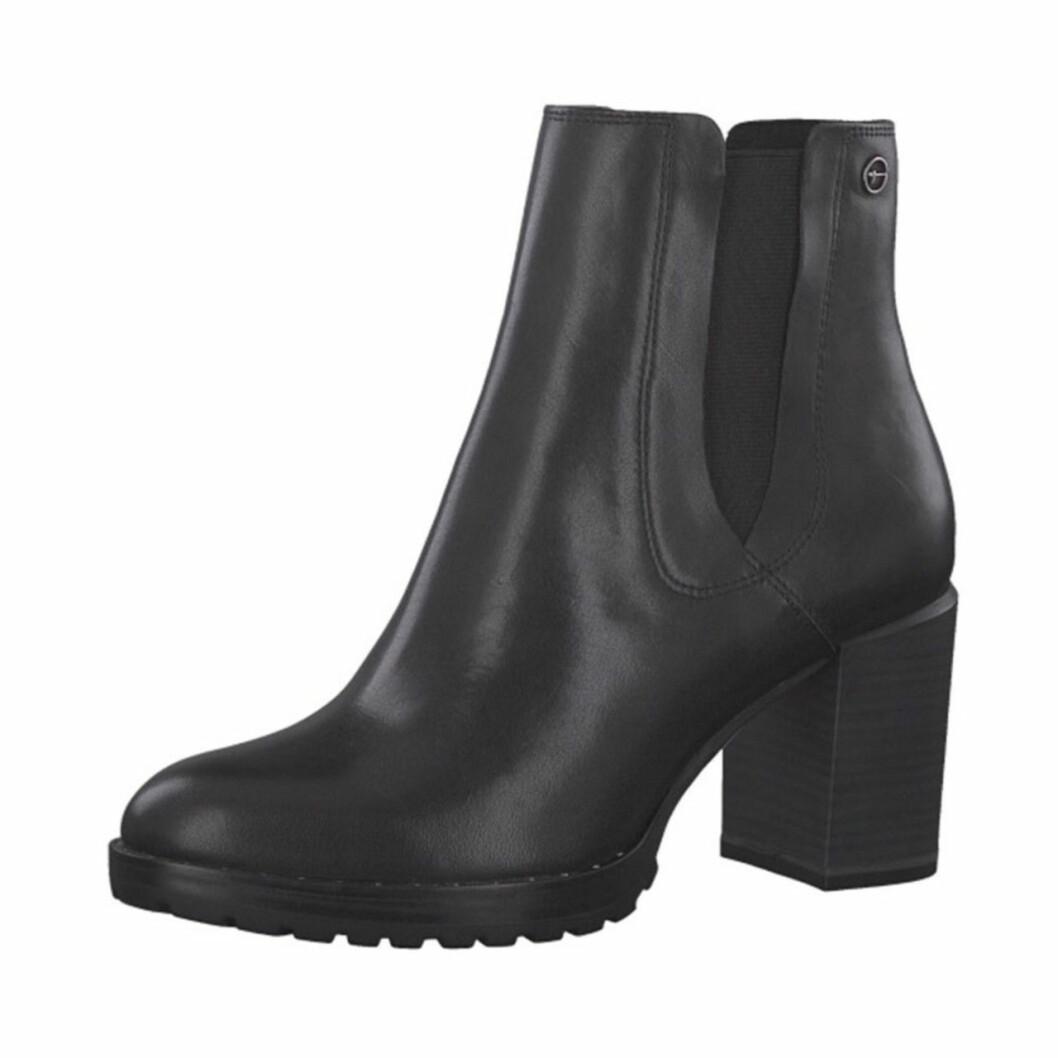 Svarta boots till vintern 2018
