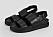 Svarta chunky sandaler för dam från Vagabond