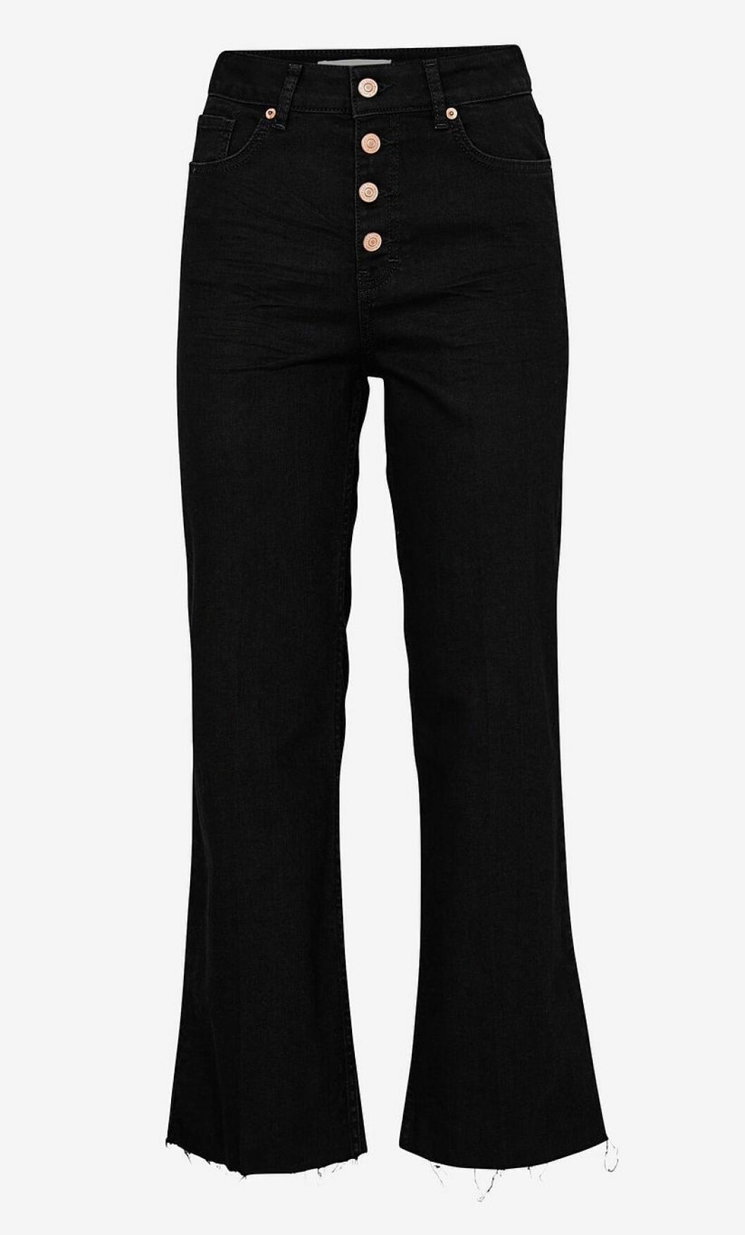 Jeans för dam till våren 2019 i bootcut-modell