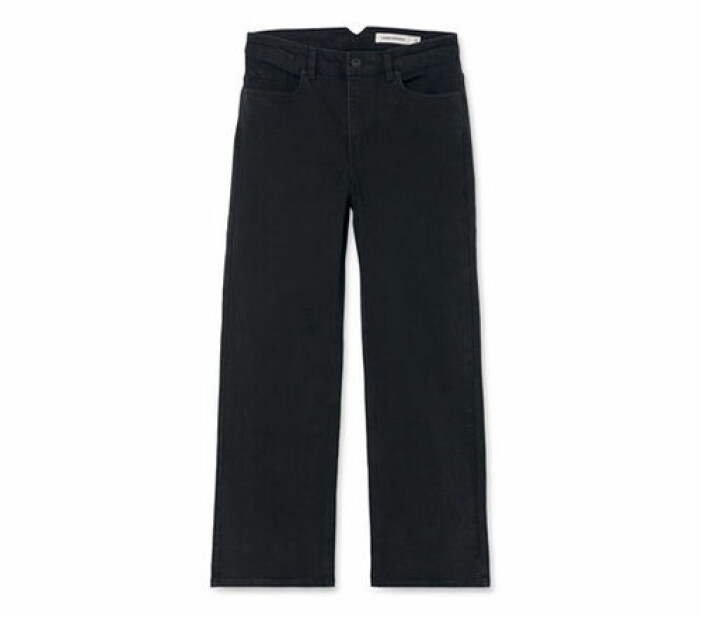 svarta jeans carin wester