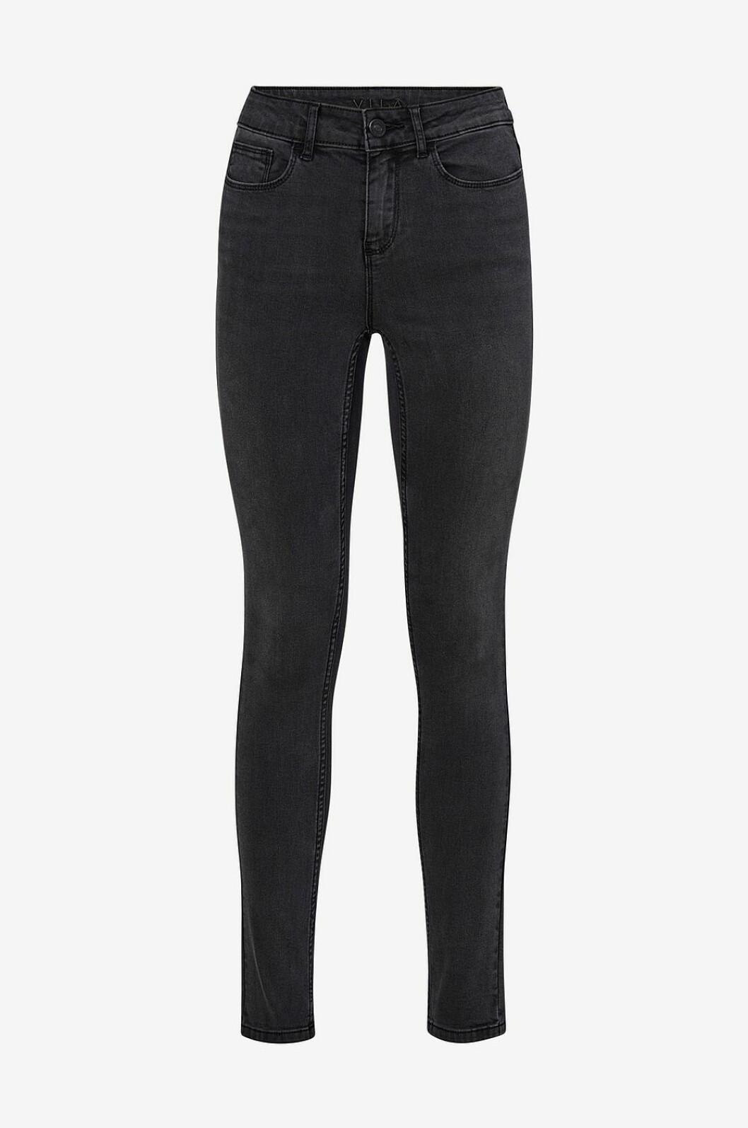 Svarta jeans för dam till våren 2019