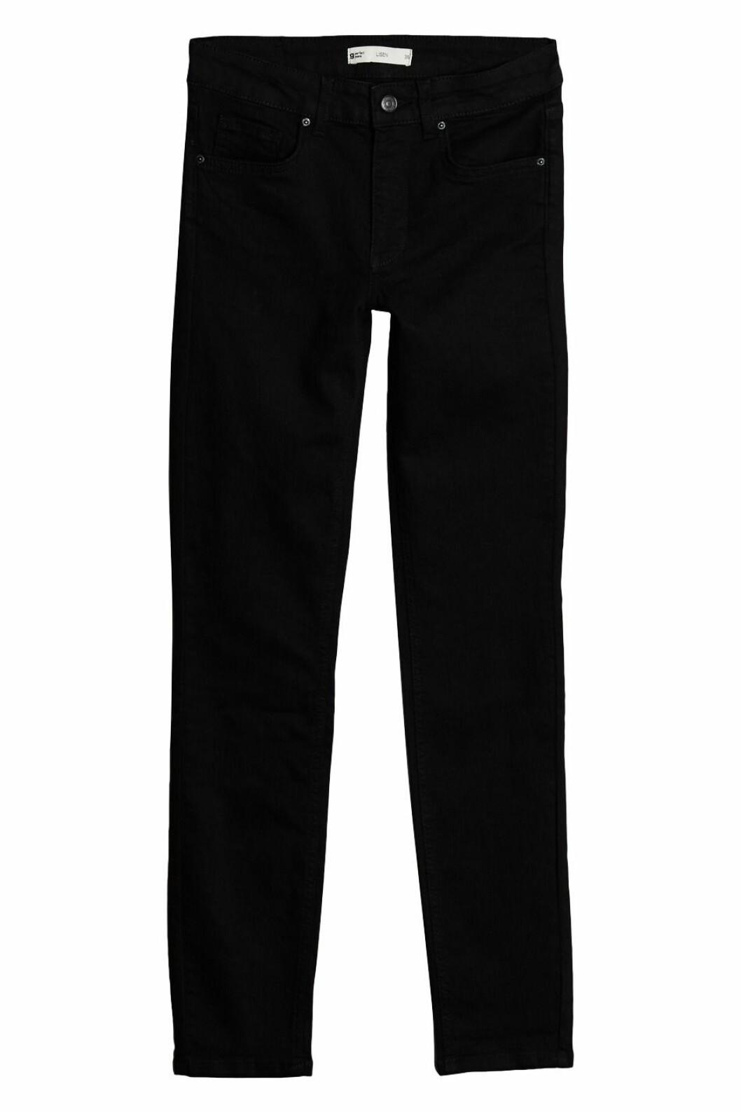 Svarta jeans till hösten 2018