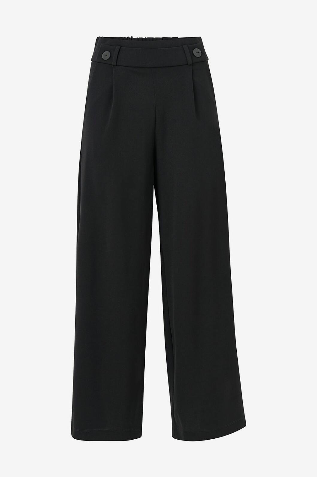 Svarta kostymbyxor för dam till festen 2019