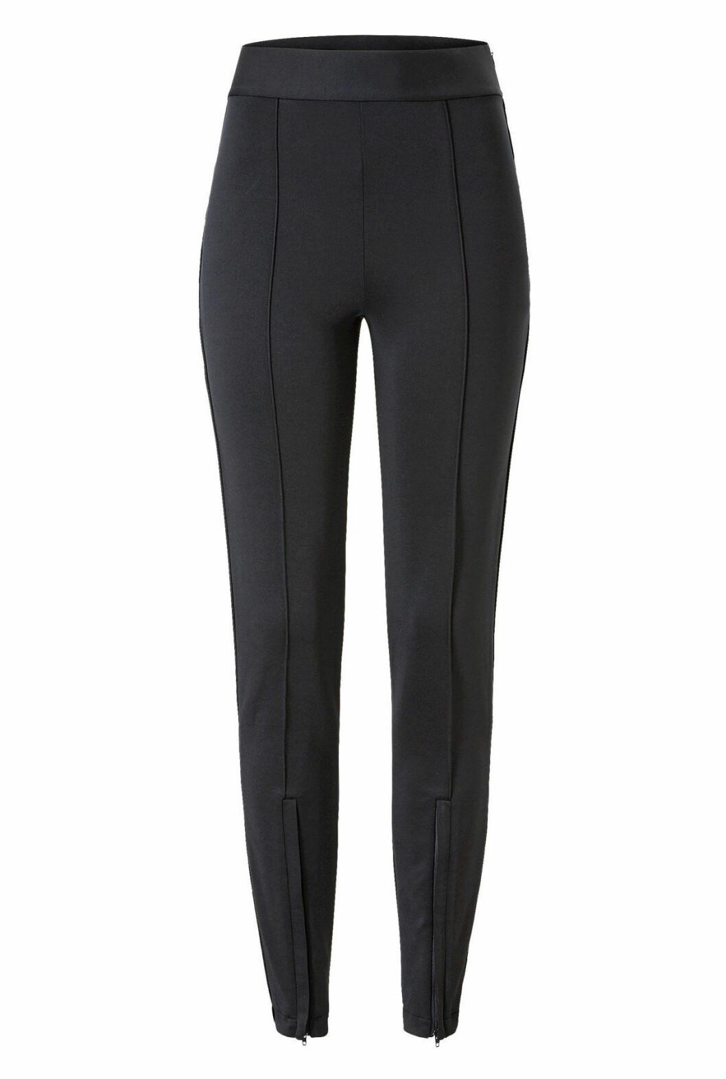Svarta leggings dam