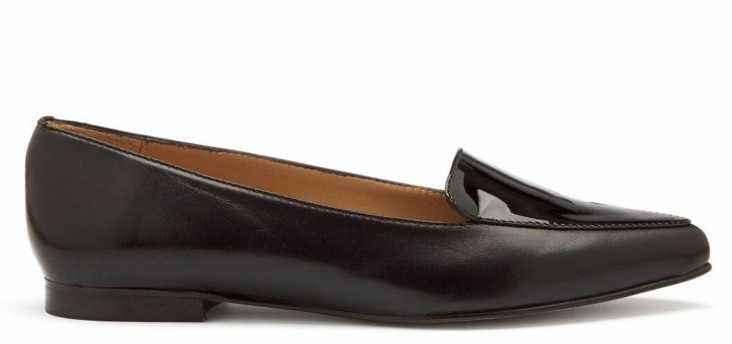 Höstskor 2019: Svarta loafers för dam