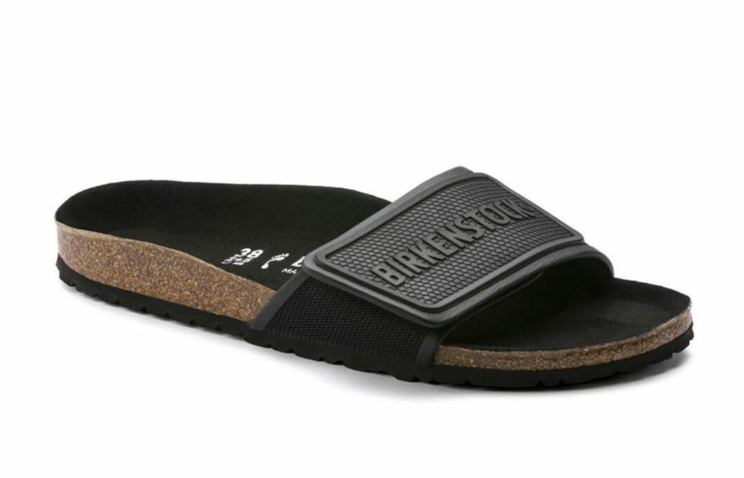Svarta sandaler från Birkenstock för dam till 2020