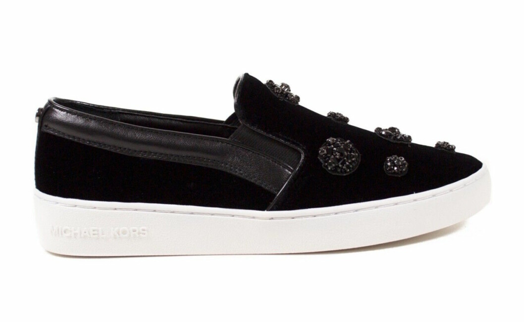 Svarta sneakers från Michael Kors
