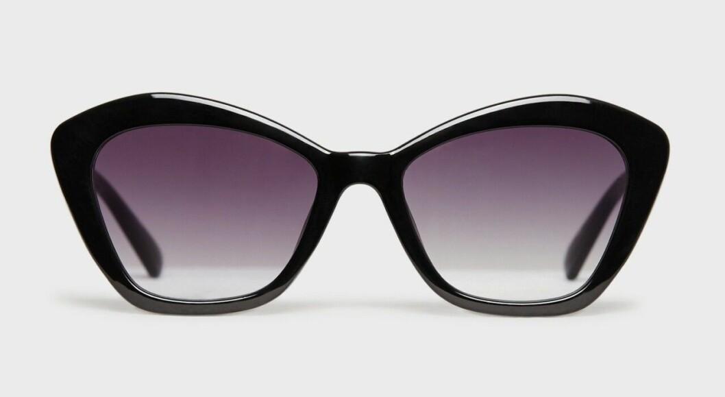 Svarta solglasögon för dam till 2020