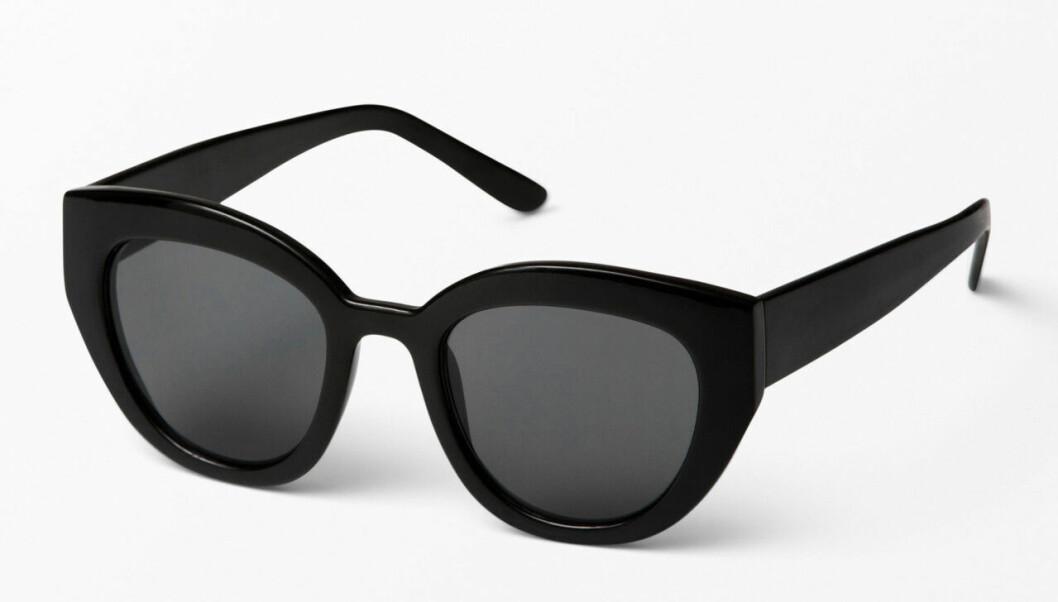 Svarta billiga solglasögon för dam till 2020