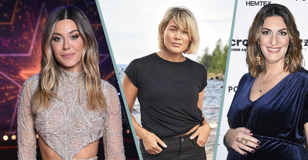 Soraya Lavasani, Bianca Ingrosso, Joanna Swica