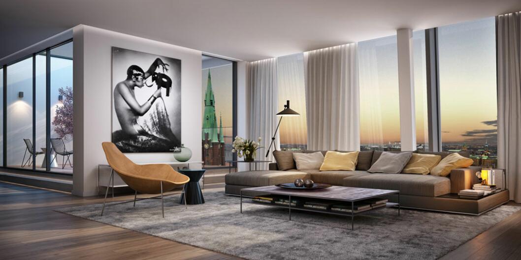 sveriges dyraste lägenhet 2016