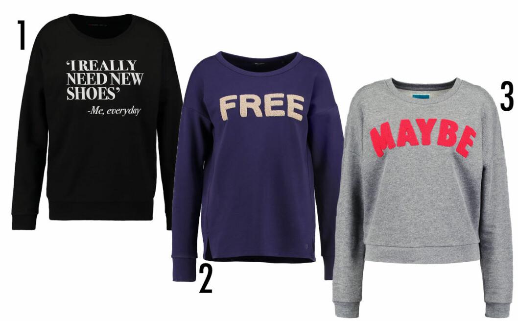 sweatshirt tryck 2018