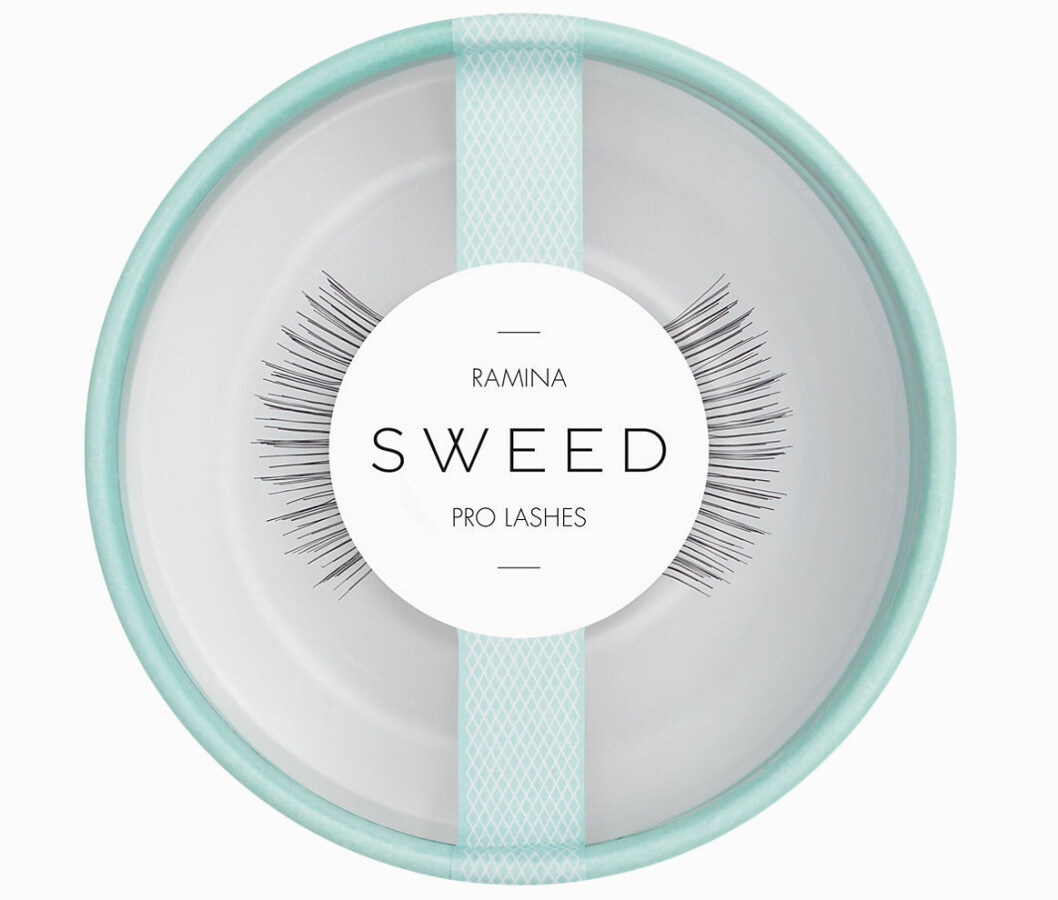 sweed lashes recension