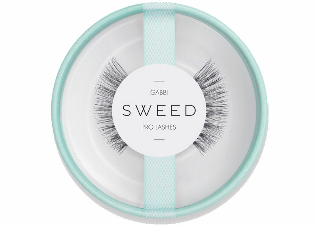sweed lashes vegan