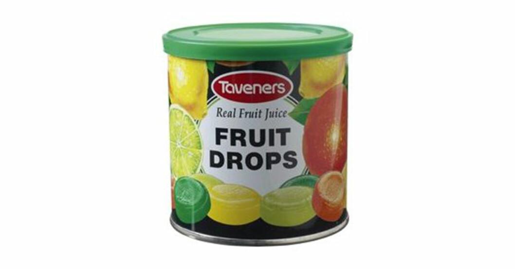 taveners drops