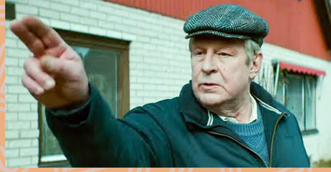 Rolf Lassgård i En man som heter Ove