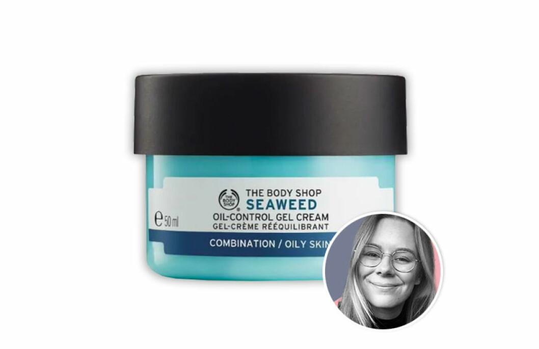 The Body Shop –Seaweed Oil-Control Gel Cream