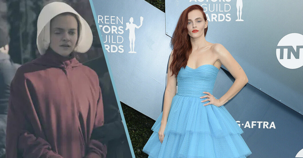 Janine vs. Madeline Brewer