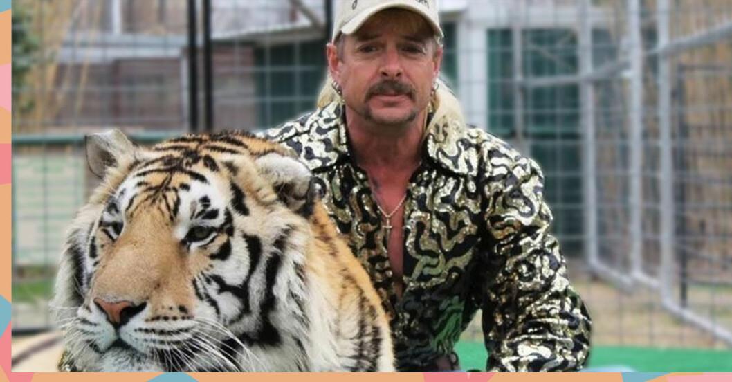 Tiger King nytt avsnitt Netflix
