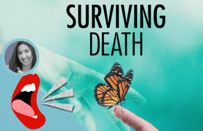 Tips om ett avsnitt om reinkarnation i serien Surviving Death på Netflix.
