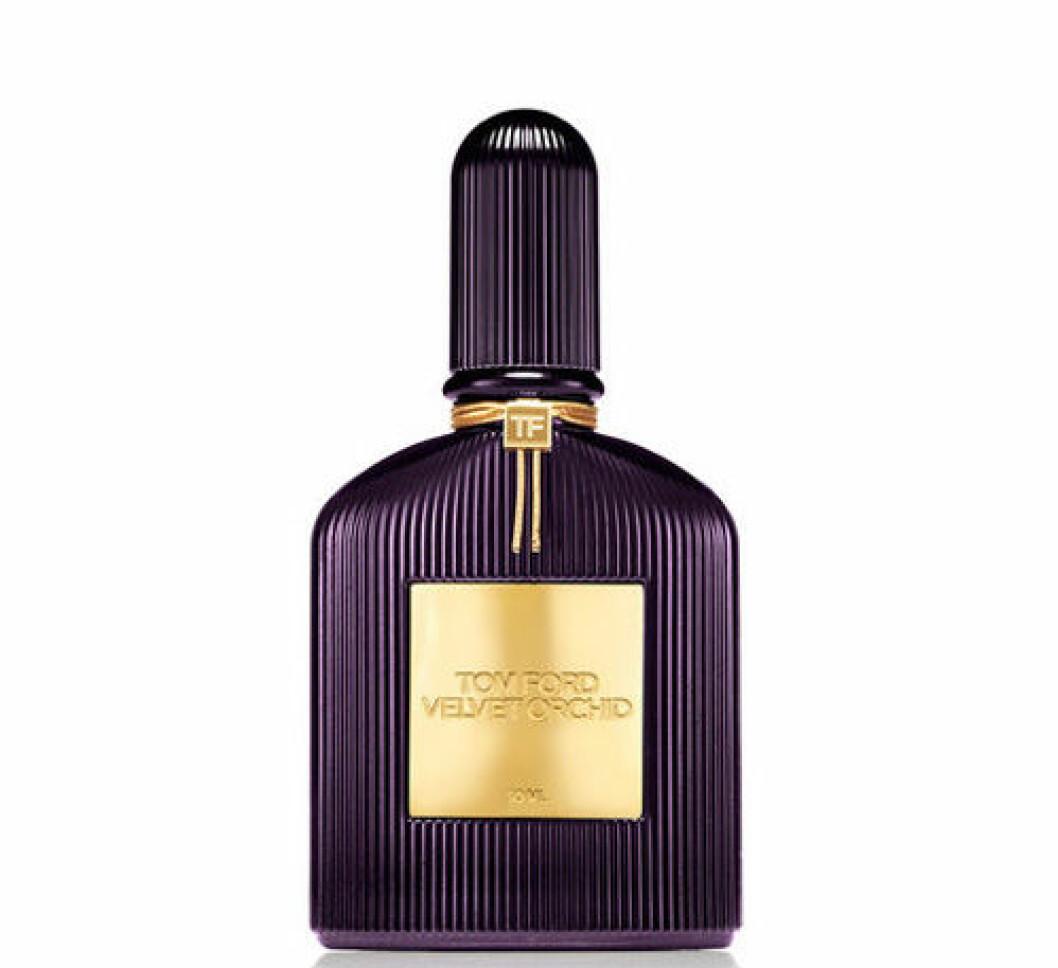 En bild på parfymen Velvet Orchid EdP från Tom Ford.