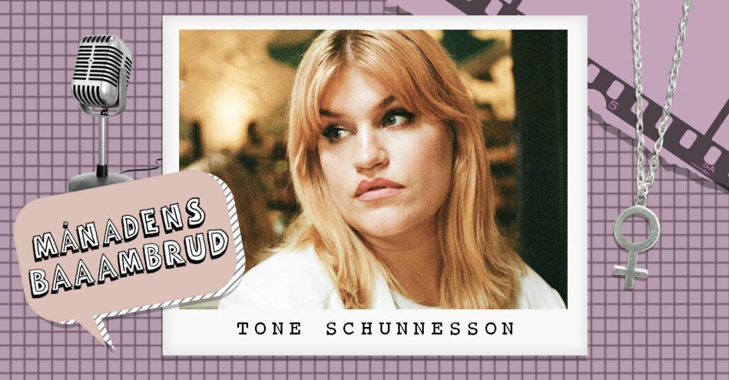 Tone Schunnesson