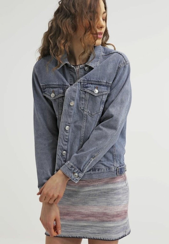 topshop jeansjacka