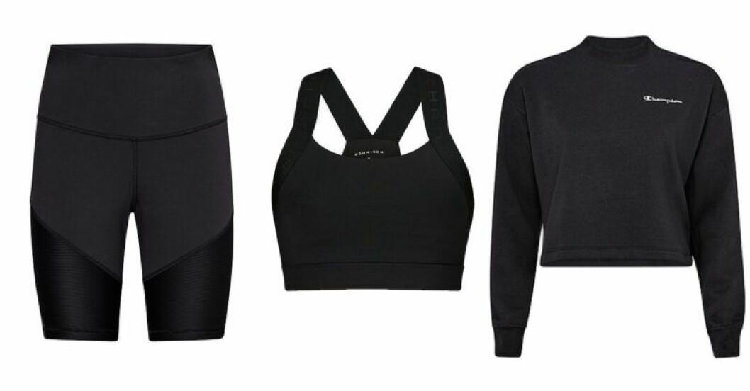 Träningskläder 2019