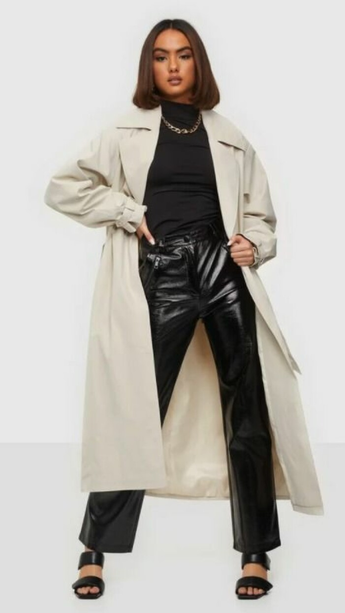 trenchcoat NLY trend