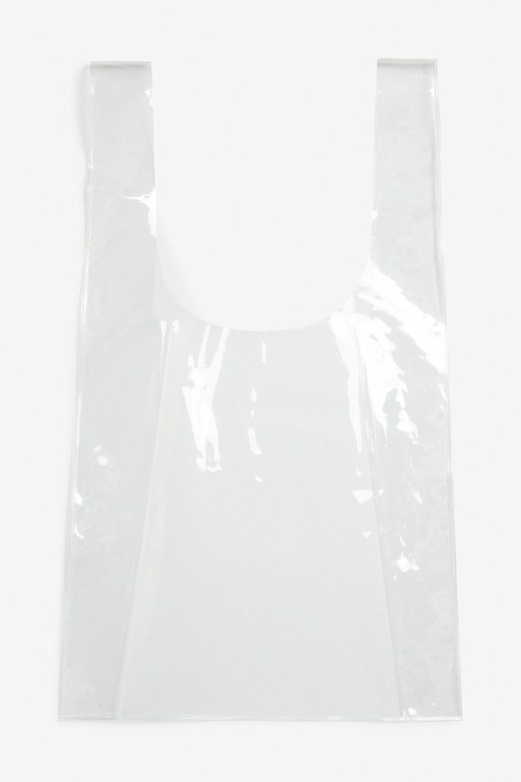 Väska i plast
