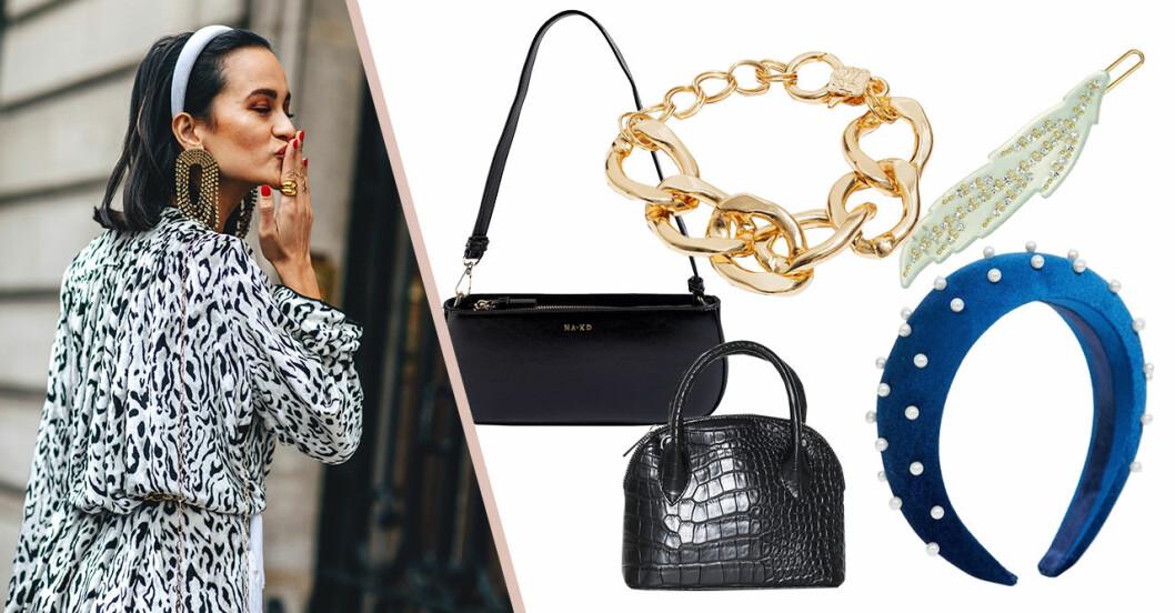 Trendiga accessoarer hösten och vintern 2019