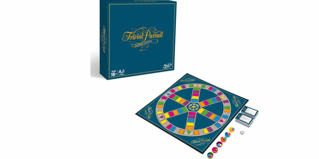 Trivial Pursuit, sällskapsspel