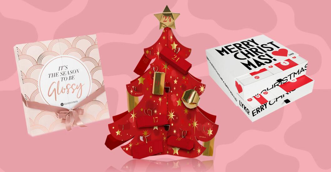 Julkalender video