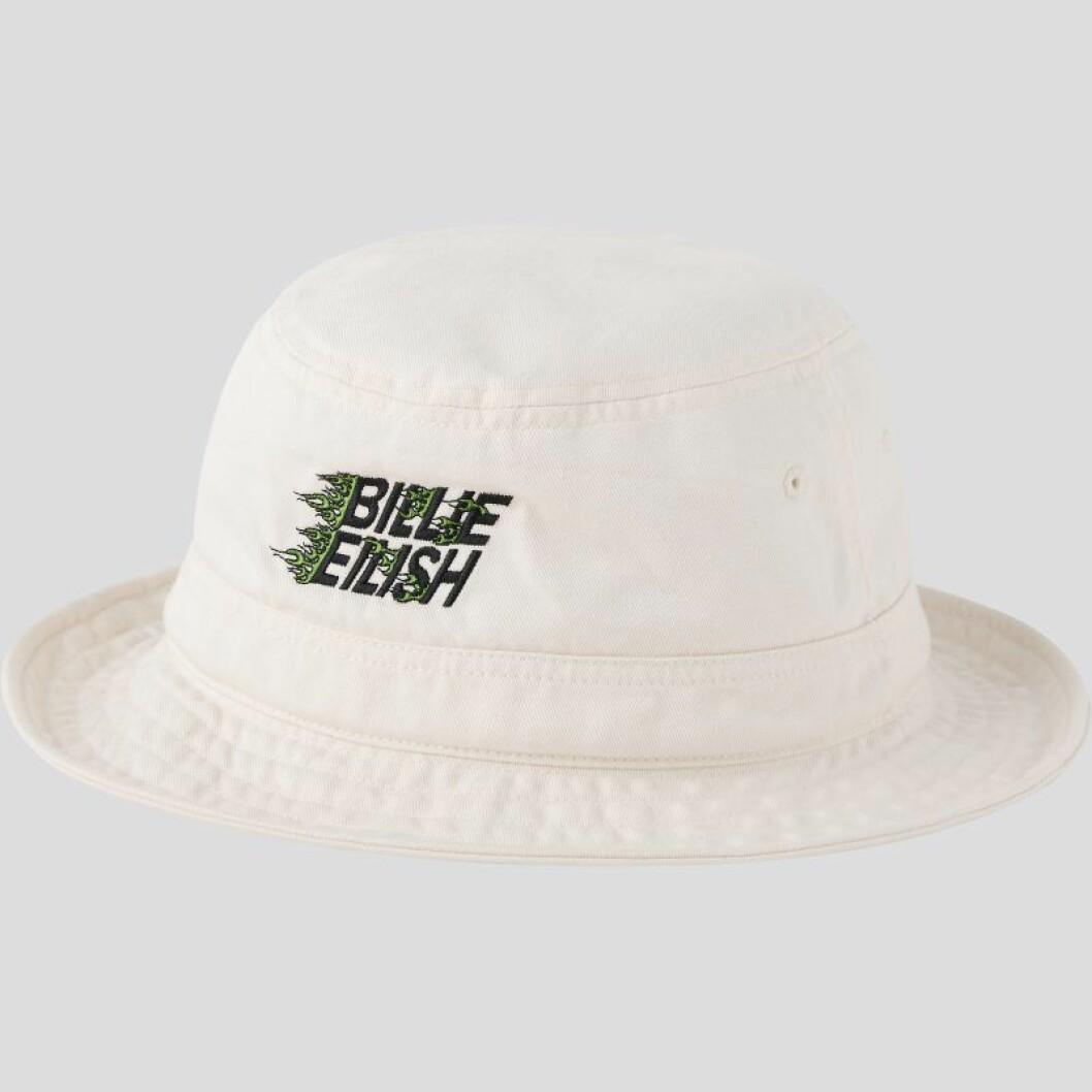 Billie Eilish x Takashi Murakami för Uniqlo: ljus hatt
