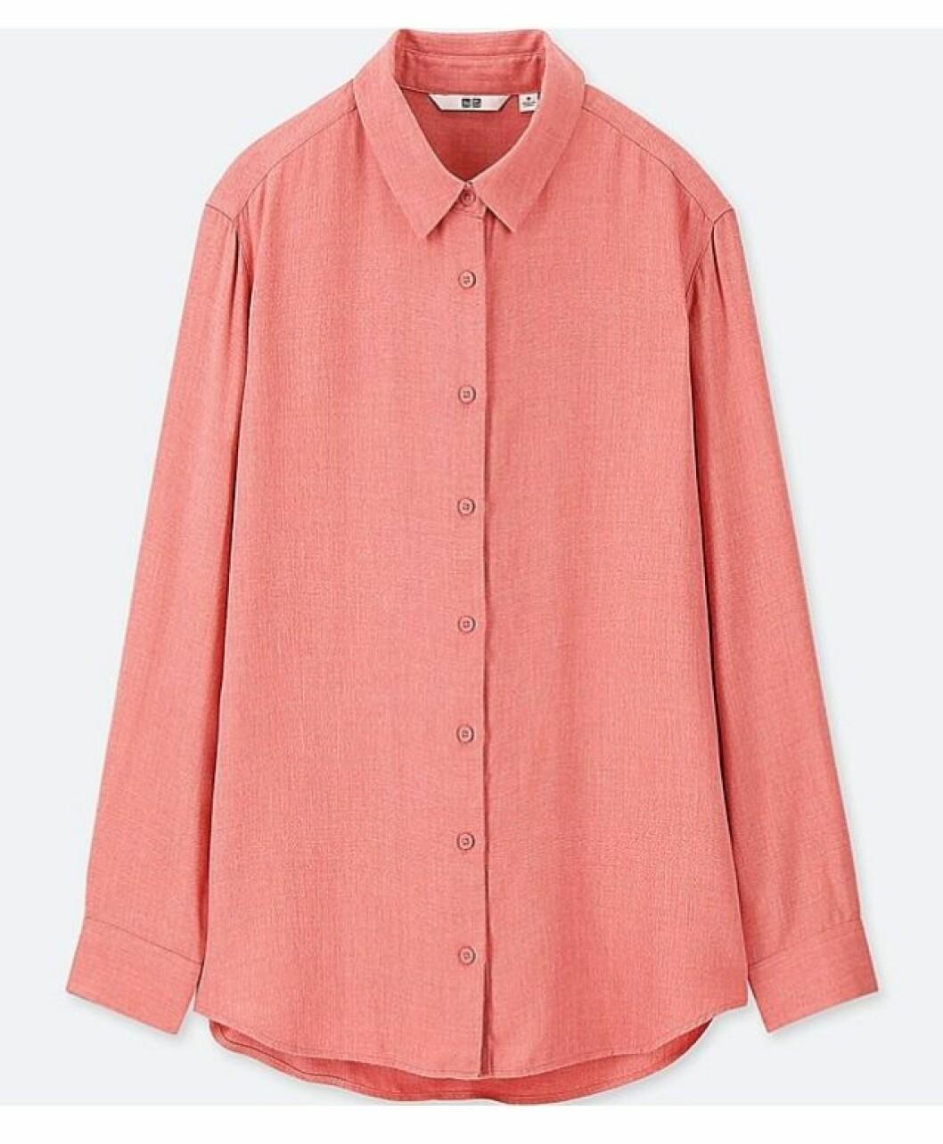 Skjorta från Uniqlo
