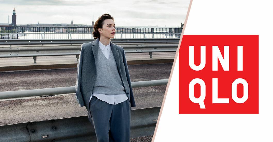 Uniqlo öppnar butik i Stockholm