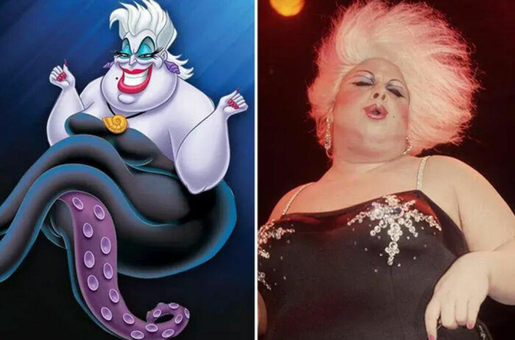 Ursula och Divine