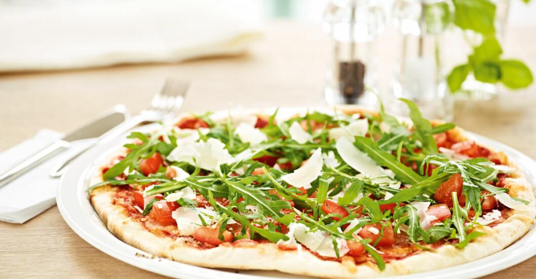 vapiano glutenfri pizza