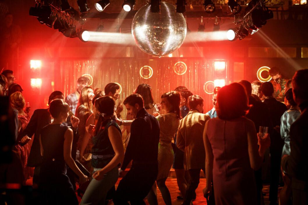 En bild ur tv-serien Vår tid är nu, vars tredje säsong visas på SVT i höst.