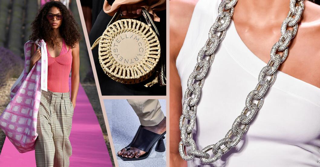 Vårmode 2020: Trendiga detaljer och accessoarer
