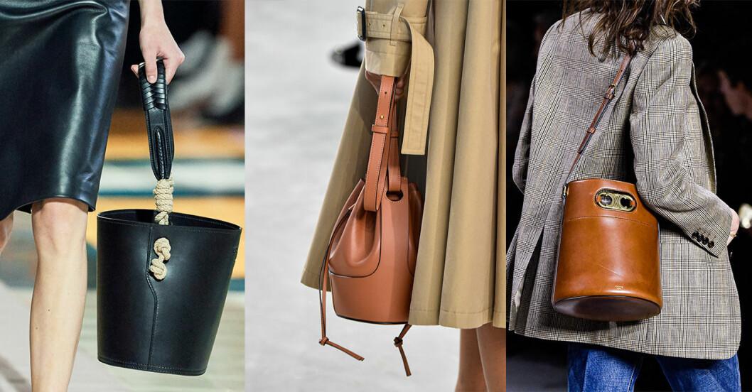 Vårmode 2020: Trendiga accessoarer – bucket bag