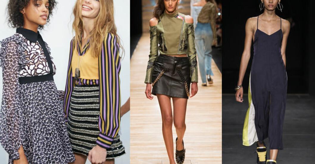 vårens mode 2016