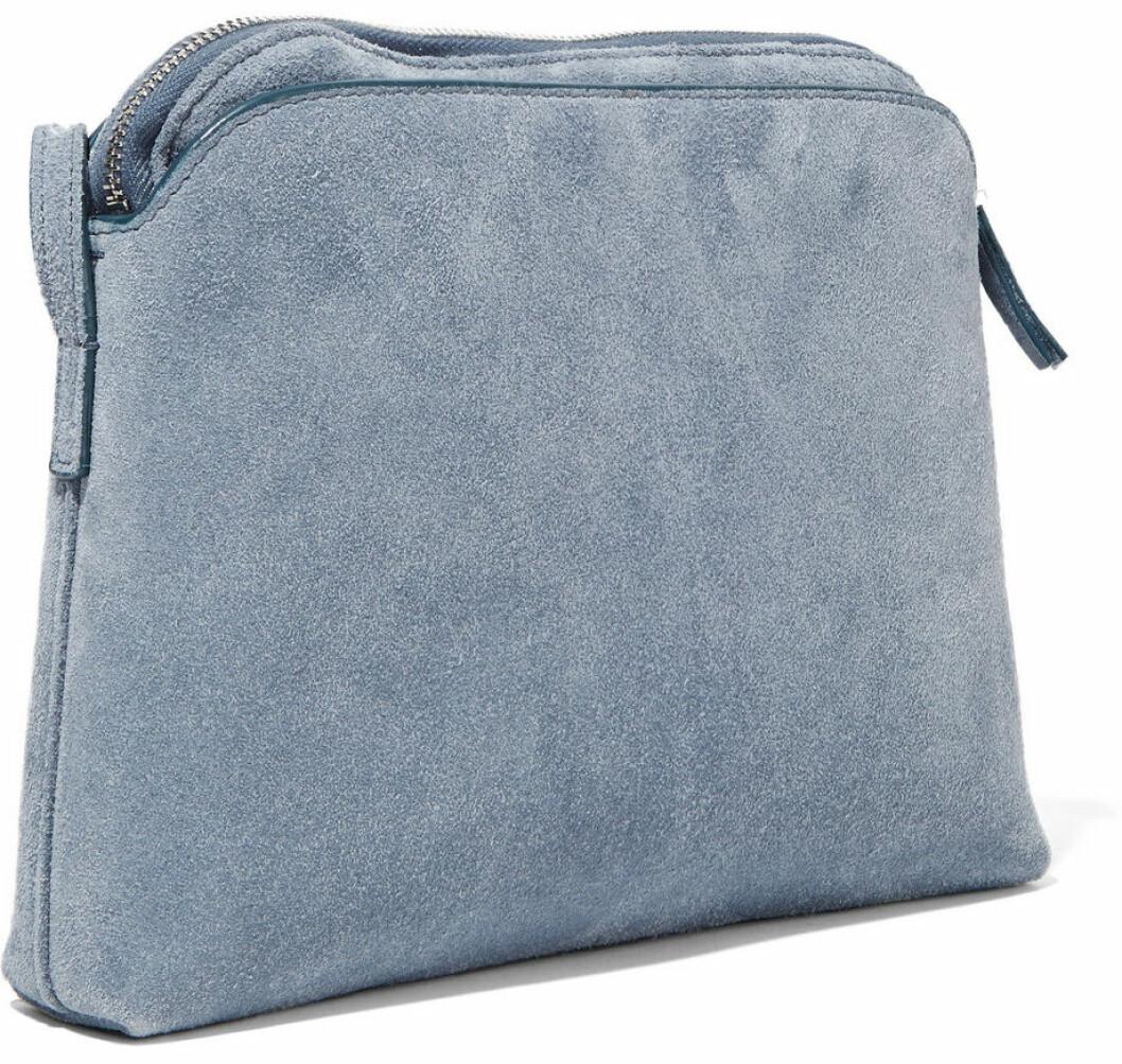 väska ljusblå