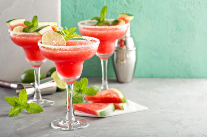 Vattenmelon margarita